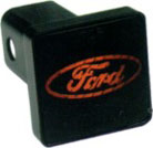 Lighted Ford Hitch Cover