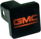 Lighted GMC Hitch Cover