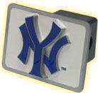 NY Yankees #1 Hitch Cover