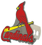 St. louis Cardinals Hitch Cover