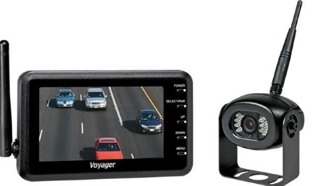 Voyager Backup Camera System