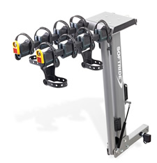 Softride Hydraulic Assist Dura 4 Bike Rack