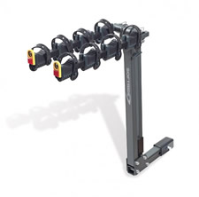 Softride Element 4 Bike Rack