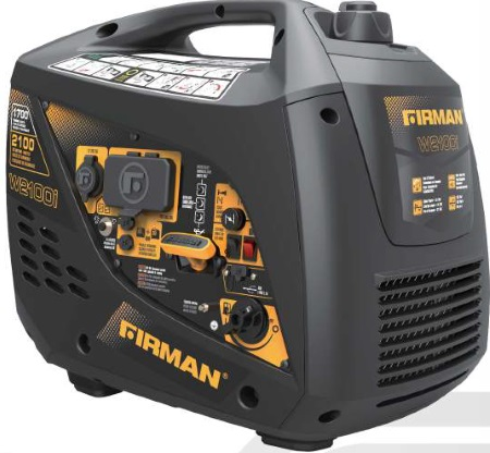 Firman W01781 Parallel Ready Generator
