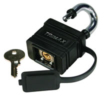 Trimax Weather Proof Lock
