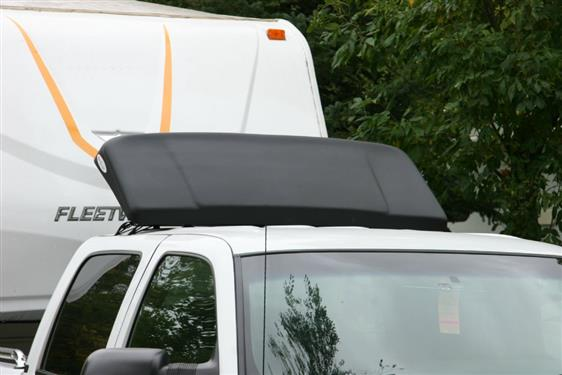 Aero Shield for Vehicle Roof