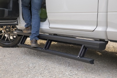 Aries ActionTrac Powered Steps Bars