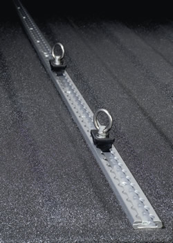 Core-Trax on Bed of Truck or Trailer